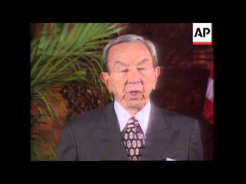 Indonesia - US-China relations presser