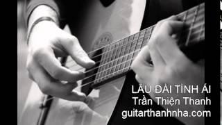 LÂU ĐÀI TÌNH ÁI - Guitar Solo
