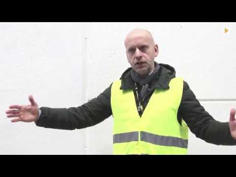 Neues Harting-Lager: Impressionen von den Bauarbeiten