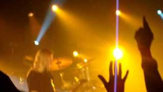 "In Flames ""Vanishing Light"" Live Glasgow Barrowland"