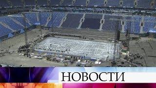 Предстоящий хоккейный матч между Россией и Финляндией стал настоящим вызовом для инженеров.