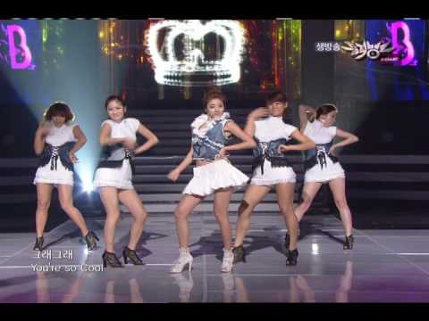 [K-pops Hot Clip] Queen - Son Dam Bi