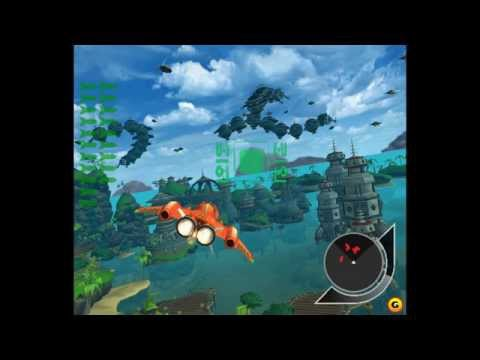 R&C1 Stereo Music - Pokitaru Jet Fighter