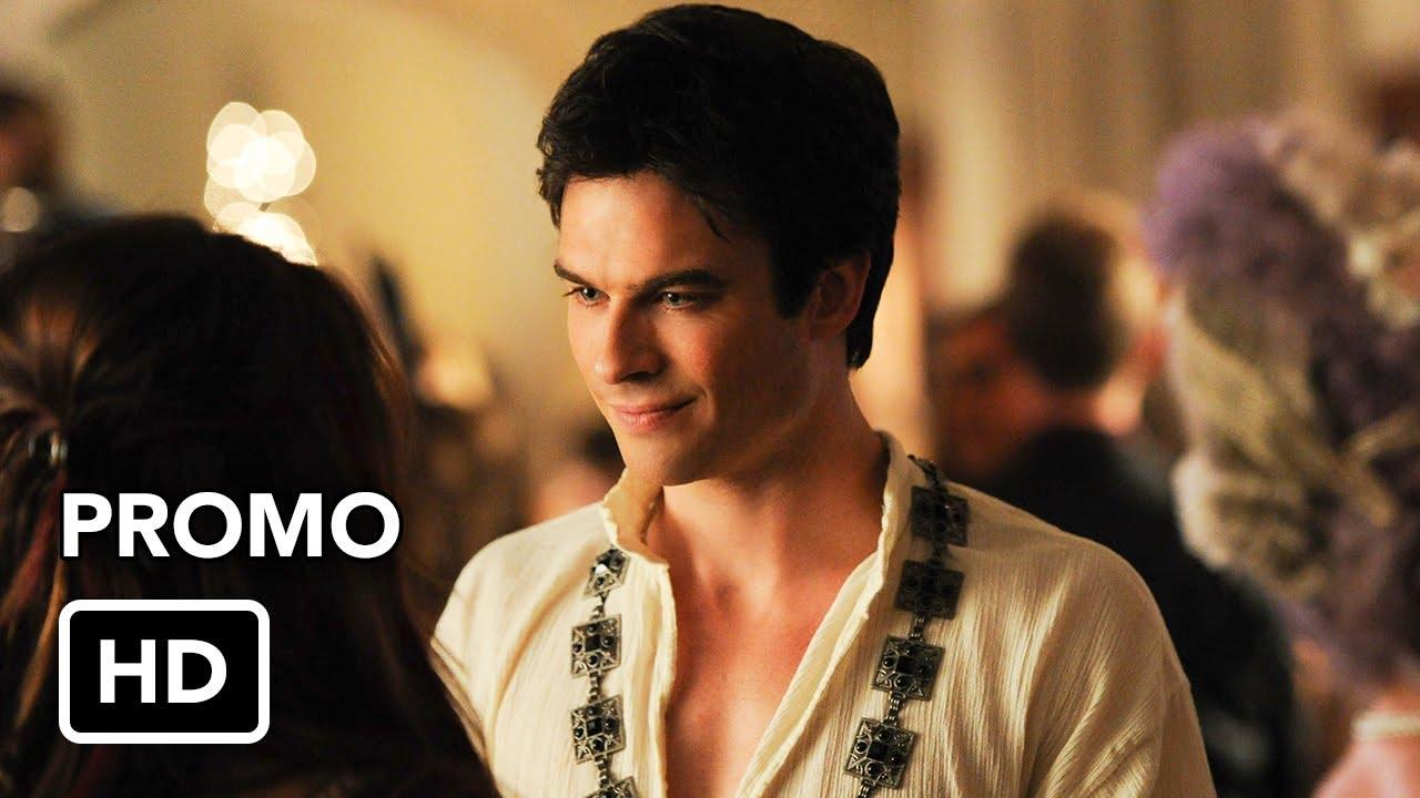 The Vampire Diaries 5x05 Promo