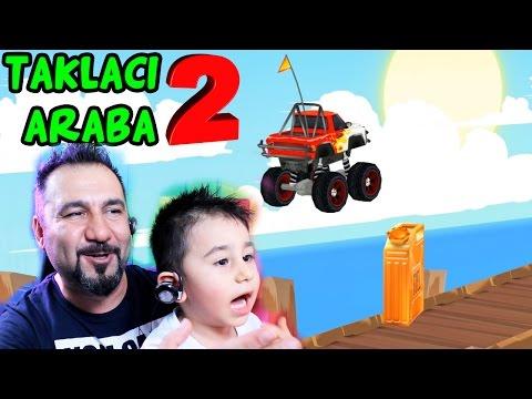 MAZOT BİTTİ YOLDA KALDIK! | TAKLACI ARABA #2