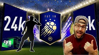 HUGE TEAM OF THE YEAR PACK OPENING! - FIFA 18 ULITAME TEAM