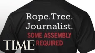 Walmart Removes T-Shirt Deemed Threatening To Journalists From Its Online Store | TIME