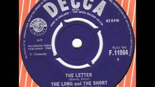 Long And The Short - The Letter Decca F 12043 1964.wmv