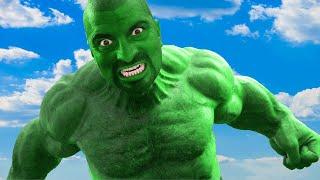 Hulk Transformation Part 4