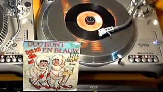 Piratenhit 1978 Duo bont en blauw - Trek iets diks an