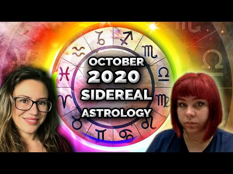 OCTOBER 2020 Sidereal Astrology Forecast For All 12 SIGNS With Krasi