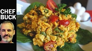 Best Egg Salad Recipe ...Spicy and FUN!*