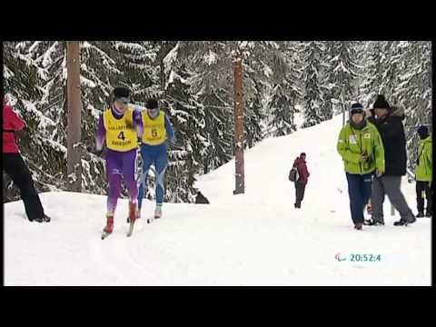 Cross Country Relay - Sollefteå 2013 IPC Nordic Skiing World Championships