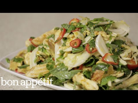 Saffron Chicken Salad with Yotam Ottolenghi