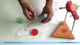 Build a working Seesaw and a movable pulley - Simple Machines | Science projects | Butterfly Fields