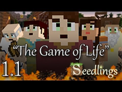 Seedlings 1.01 - The Game Of Life