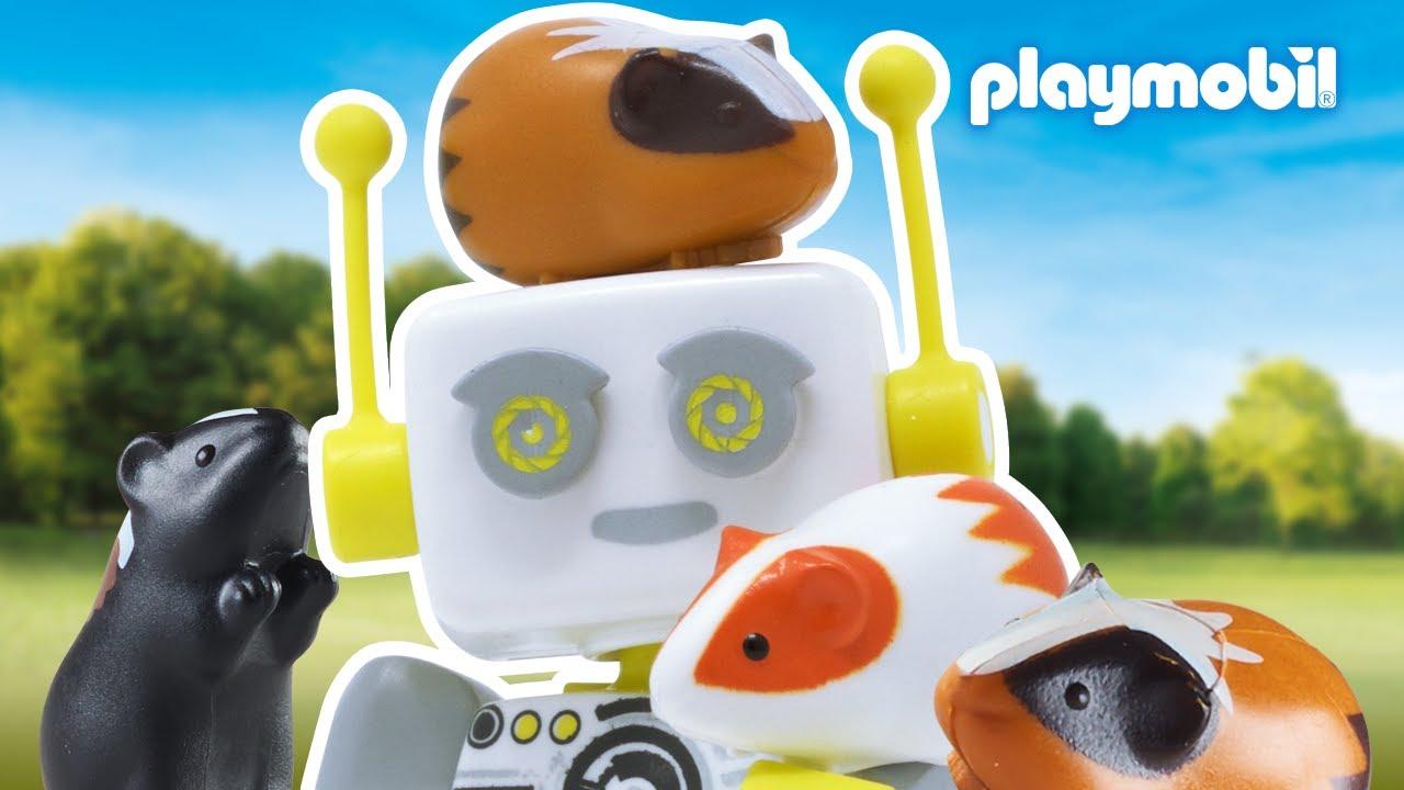 Welches Haustier passt zu ROBert?   Best of ROBert erklärt   PLAYMOBIL Kinderfilm