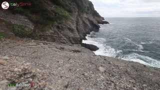 Itinerario sul Monte di Portofino fino a Punta Chiappa