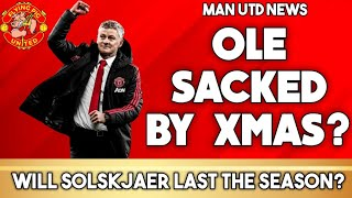 Will Solskjaer Last The Season? Man Utd Debate
