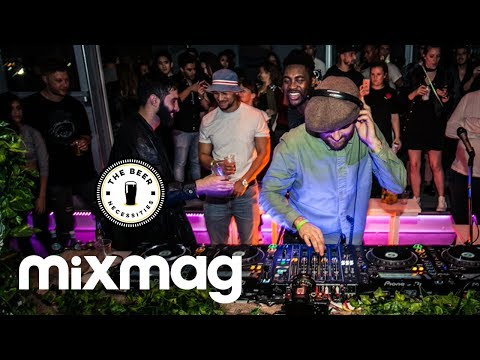 RUDIMENTAL (DJ Set) at Mixmag Brooklyn
