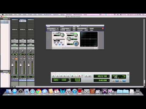 Pro Tools 101: Remove Vocals