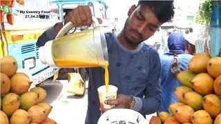 Mango Juice - Healthy Street Drinks...