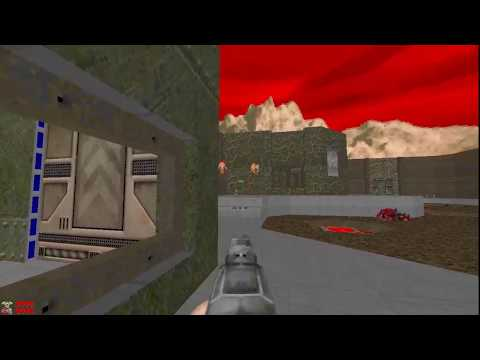 DOOM MOD FREEDOOM 1 WAD BY VARIOUS AUTHORS MAP E2M5