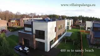 видео Путешествуем по Литве ,Паланга фильм-1 достопримечательности и окрестностей в виллa Juros akis