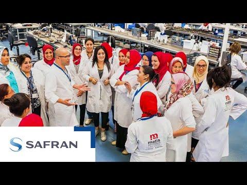 Focus sur Casablanca  : découvrez nos sites | Safran