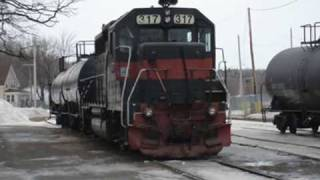 Fallen Flags: Maine Central Railroad - Calais (ghost) Branch. Part II