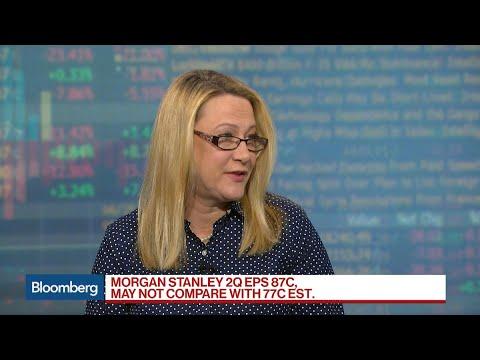 Morgan Stanley Tops 2Q Equities Trading Estimates