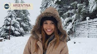 BARILOCHE - ARGENTINA SET DEL MUNDO - TNT