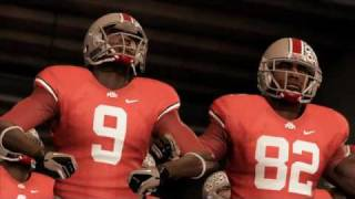 FIRST LOOK: Authentic Pregame Entrances in NCAA Football 11