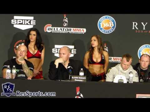 Resolution Sports: Bellator 109 Post-Press Conference