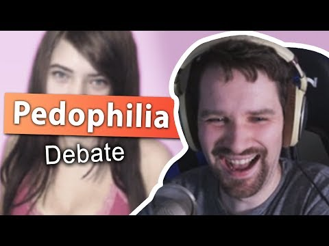 Pedophilia Debate with Brittany Venti - Ft. Mitch Jones, Greekgodx, Asmongold and More