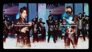 及川光博さんによる仮面ライダー3号応援すべし!