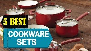 5 Best Cookware Sets 2018   Best Cookware Sets Reviews   Top 5 Cookware Sets