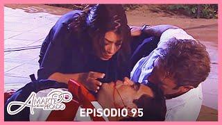 Amarte es mi pecado: La muerte de Paulina y Félix | Escena C-95 | tlnovelas