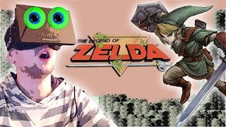 Legend of Zelda with the Oculus Rift | ORIGINAL ZELDA CONVERSION