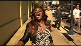 Lotus Sole -  Homeless Woman can sing!