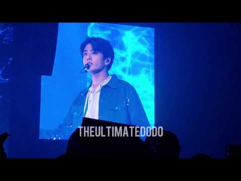 180915 Euphoria Jungkook @ BTS 방탄소년단 Love Yourself Tour In Fort Worth Fancam 직캠