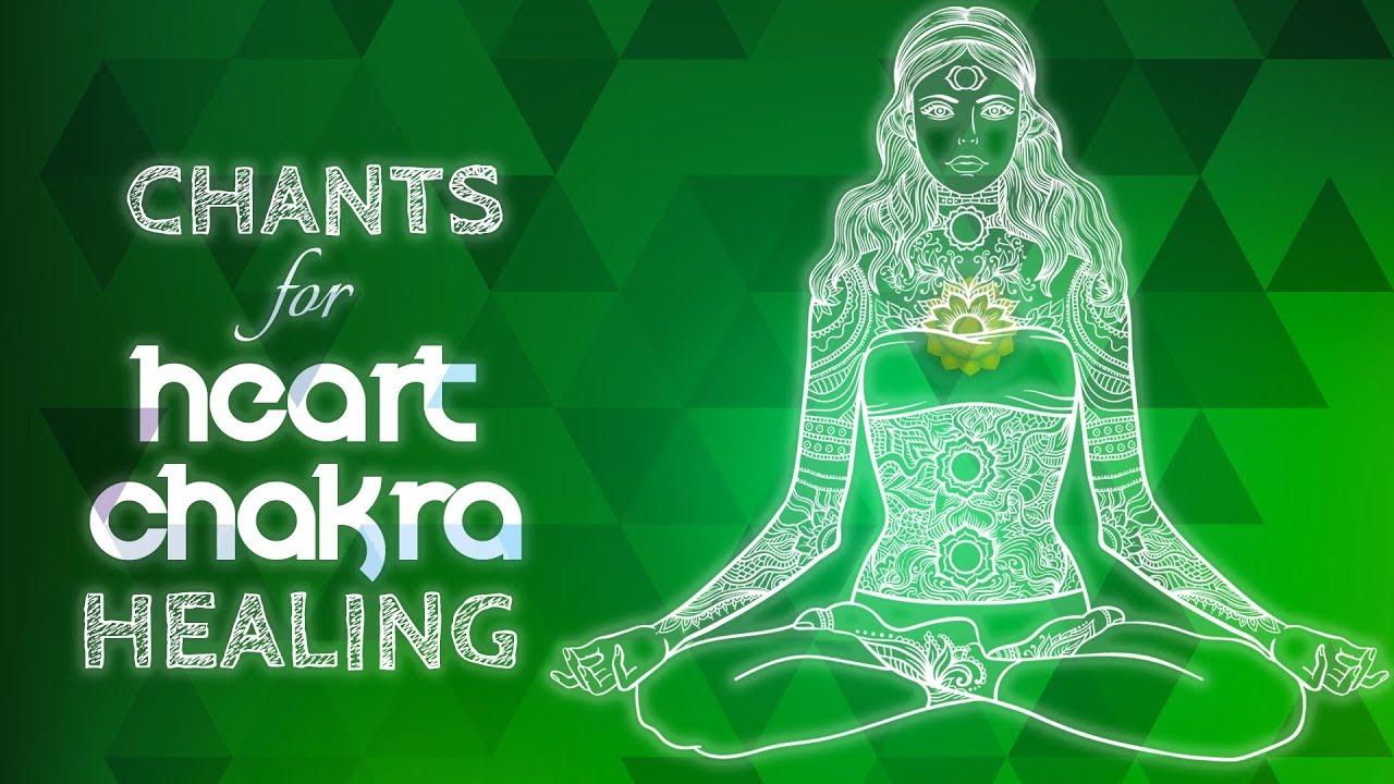 Download Soothing HEART CHAKRA CHANTS - Seed Mantra YAM Chanting Meditation {anahata} Chakra Heaing Music