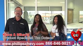 2018 Chevy Malibu - Customer Review Phillips Chevrolet - Chicago New Car Dealership Sales