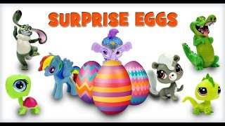 30 Surprise Eggs Toys | Supre Heros and Princes | Mystery Surprise Eggs for Children - 6