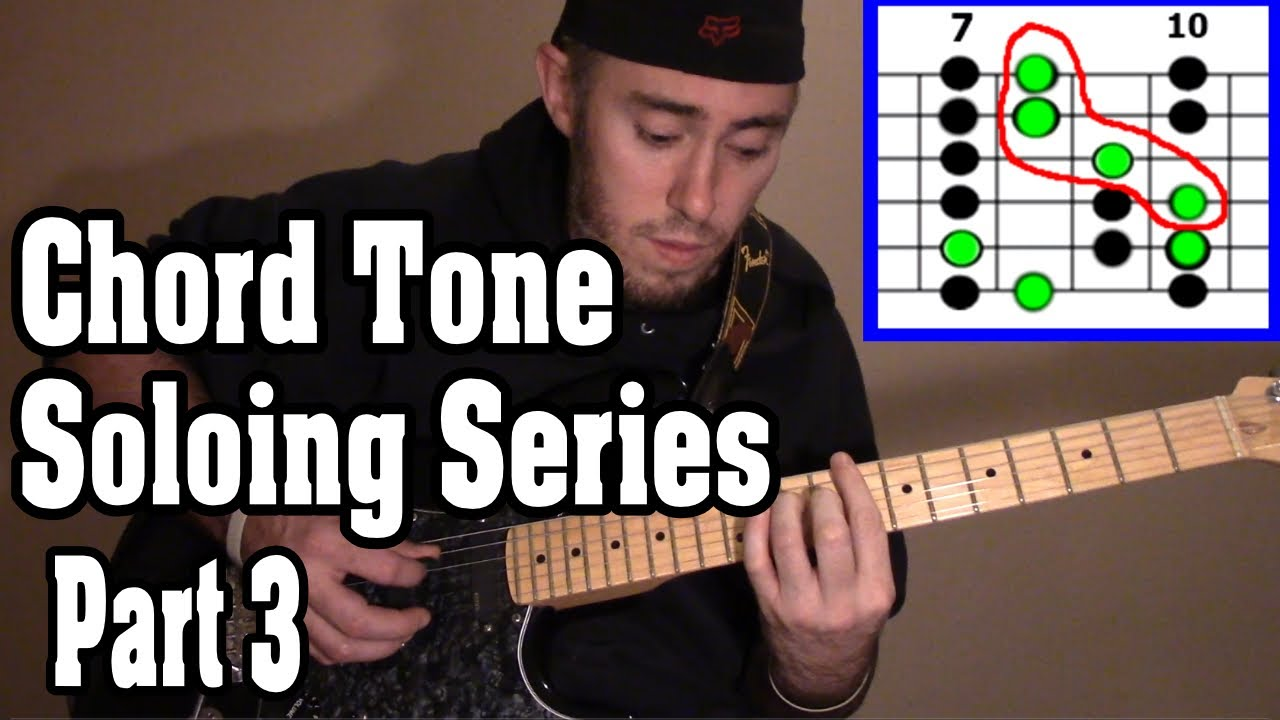 chord tone soloing series part 3 targeting chord tones in the e position youtube. Black Bedroom Furniture Sets. Home Design Ideas