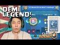 BERUSAHA SABAR DEMI LEGENDARY CHEST (2v2 DOUBLE ELIXIR DRAFT CHALLENGE) • Clash Royale Indonesia