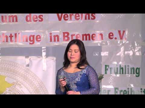 Tet Bremen 2016 -Kim Thanh-Văn Chuyên (Ca cổ :Đêm giao thừa xa xứ ) 06