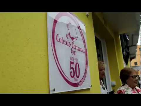 El colegio Cervantes celebra su quincuagésimo aniversario