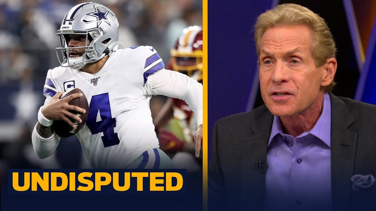 Dak should take less money if he wants to stay with the Cowboys — Skip Bayless | NFL