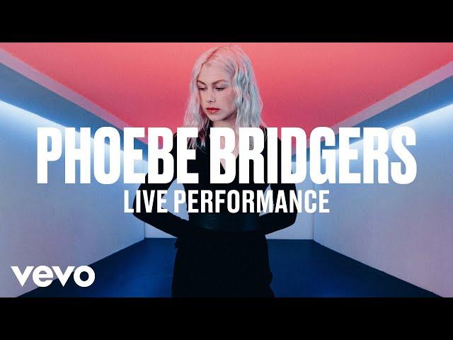 Phoebe Bridgers - Scott Street (Live) | Vevo DSCVR